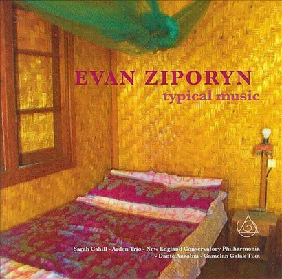 Evan Ziporyn: Typical Music