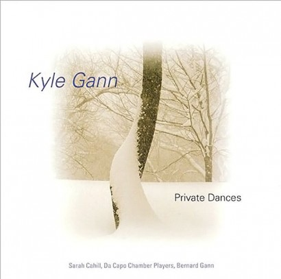 Kyle Gann: Private Dances