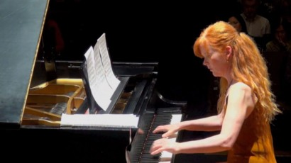Sarah Cahill plays Delta 88 (Shinji Eshima)