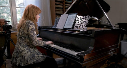 "Teresa Carreño – Un reve en mer (""A dream at sea"") (Sarah Cahill, piano)"